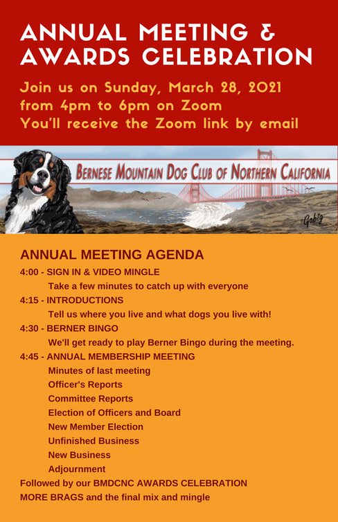 2021 BMDCNC Annual Mtg Flyer